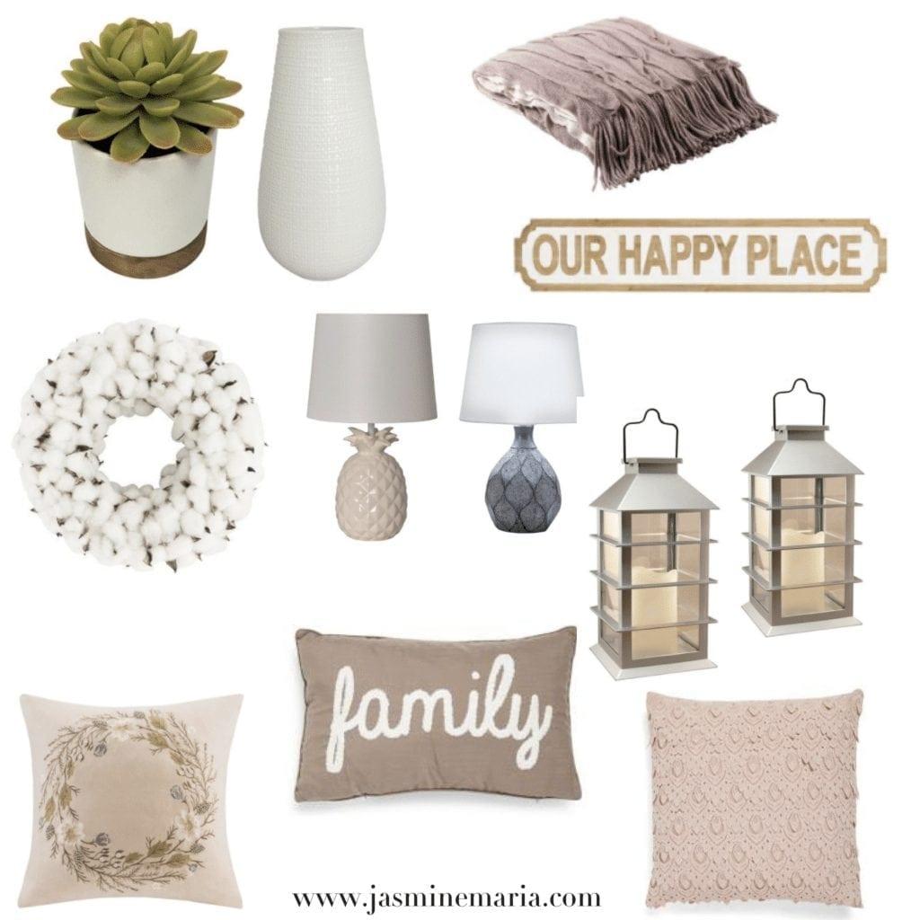 Home Decor- Spring Inspiration