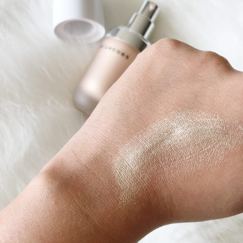 Coconut Glow with Marc Jacobs