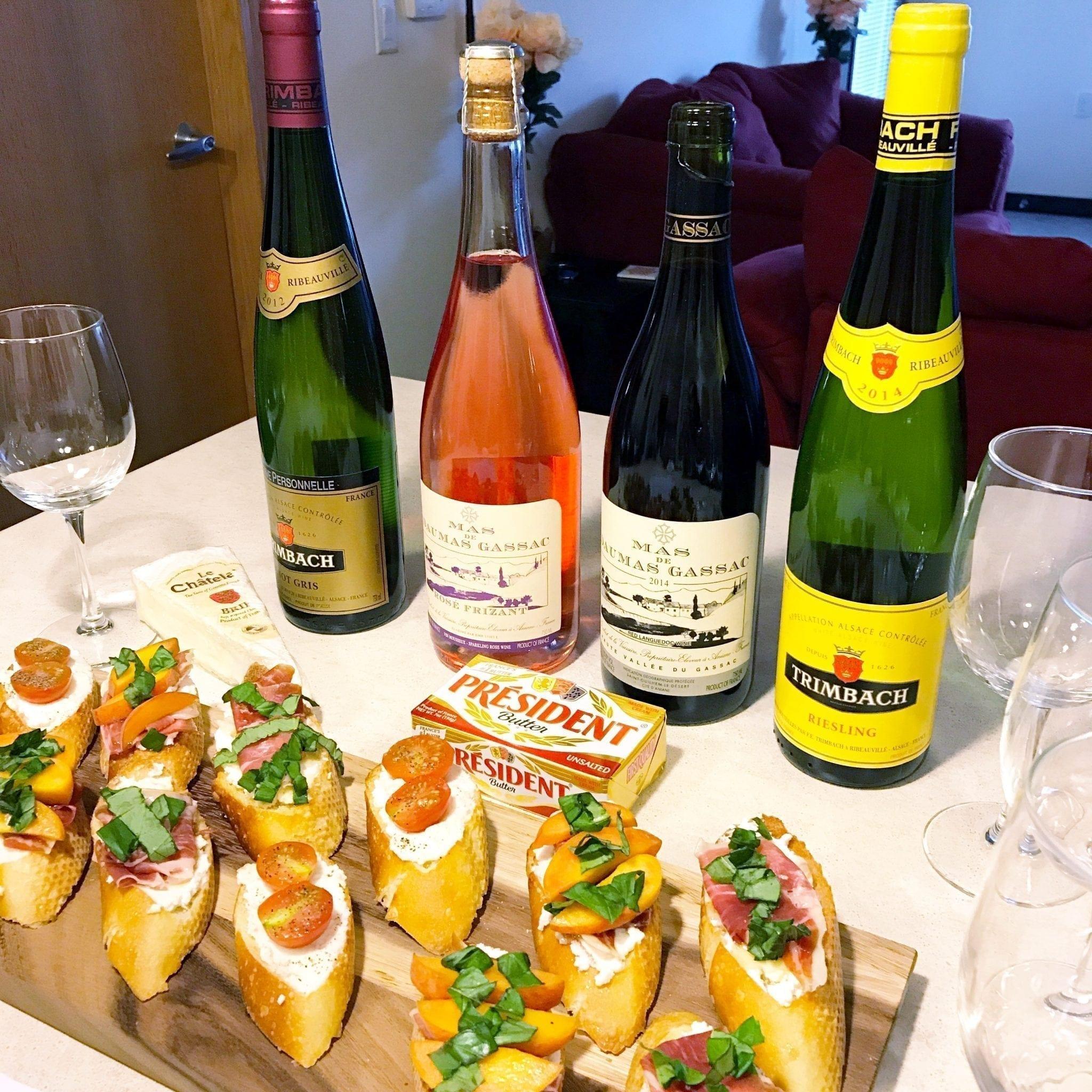 Taste of France at Home