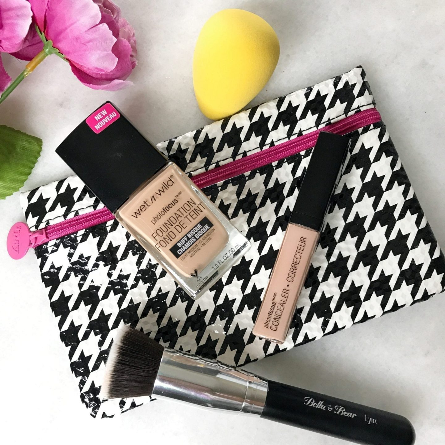 Wet'n Wild Photo Focus Foundation + Concealer