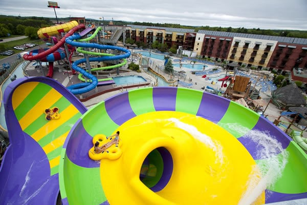Summer Bucket List - kalahari resorts