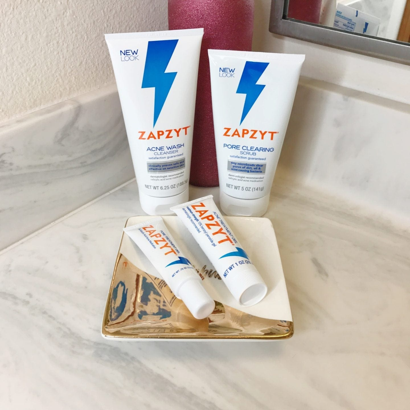 Battle Adult Acne with ZAPZYT