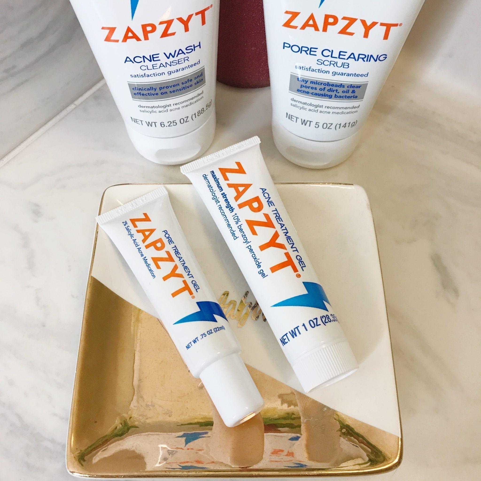 Battle Adult Acne With Zapzyt Jasmine Maria