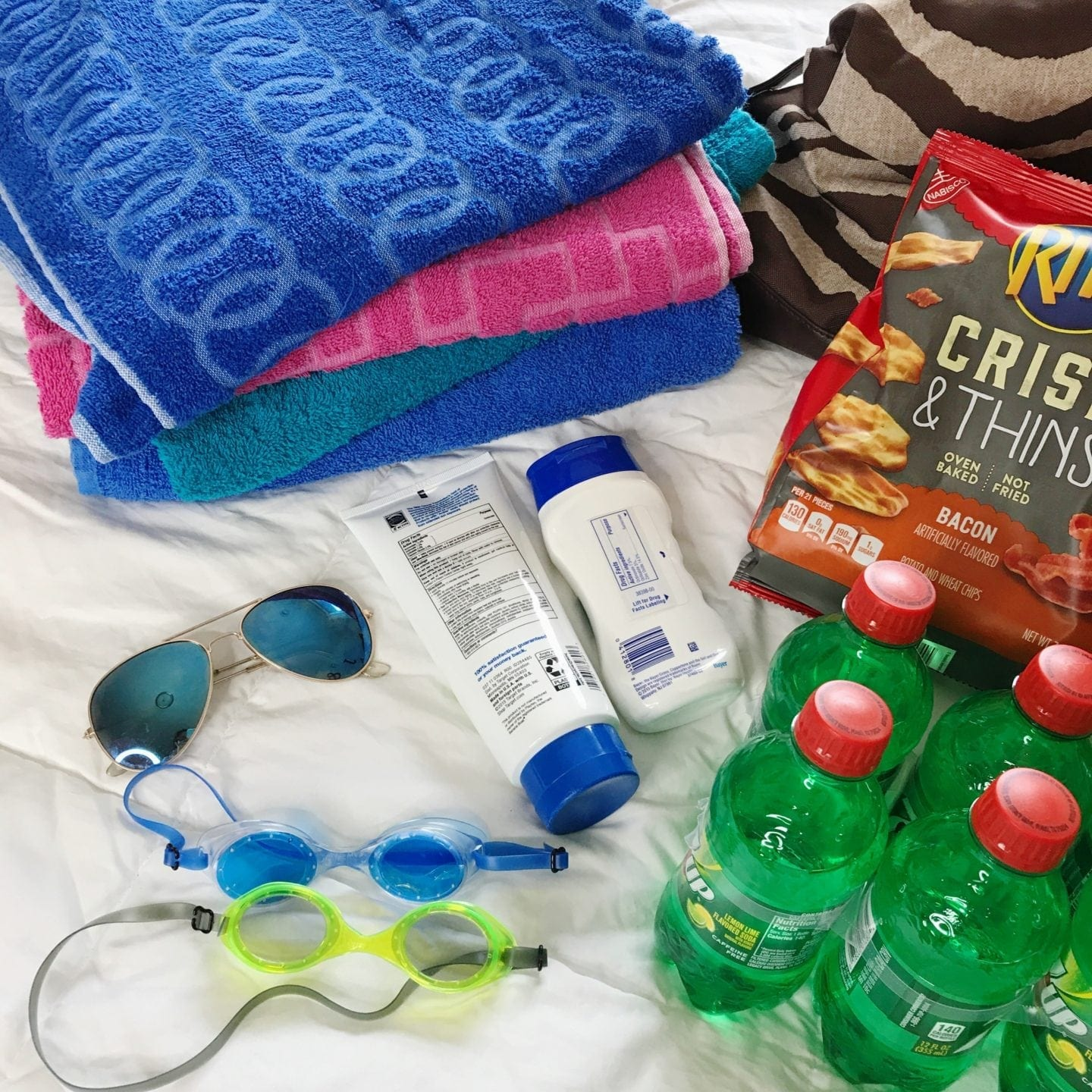 Water Park Essentials