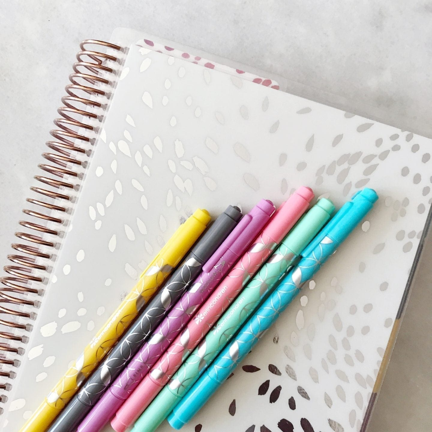 Using A Planner to Keep Your Life Organized