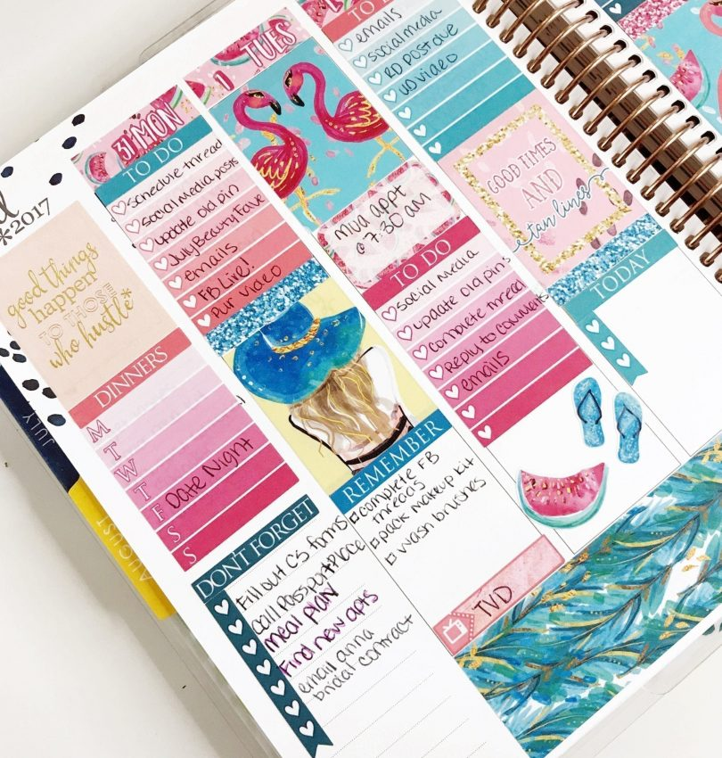 Keep Your Life Organized with Erin Condren