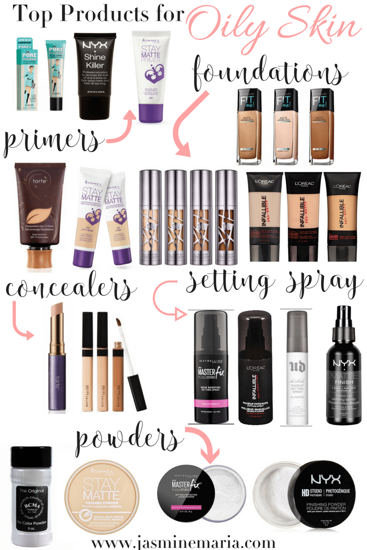Makeup Products: Top Makeup Products For Oily Skin