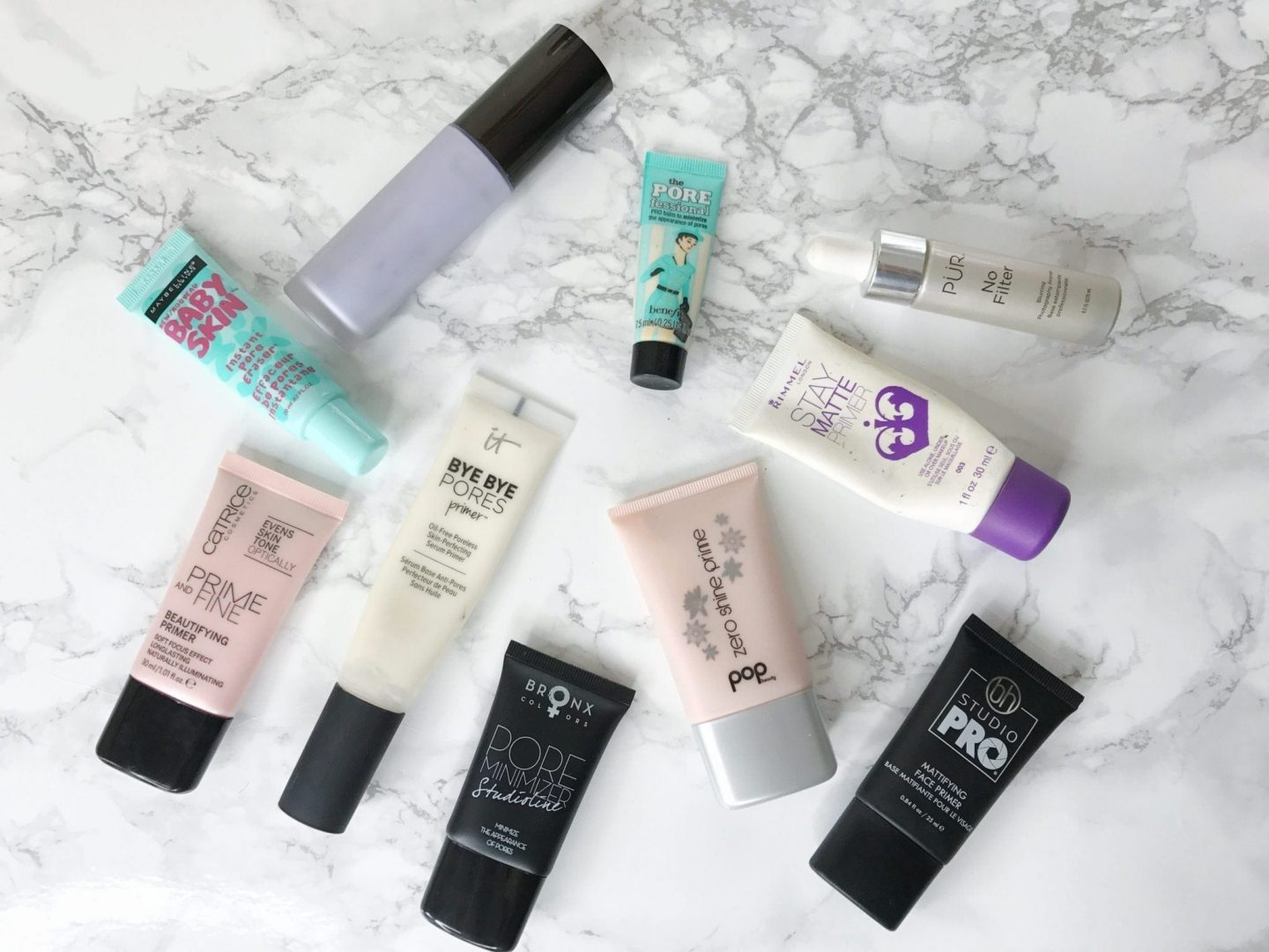 HOW TO: Choose A Primer Based On Skin Type