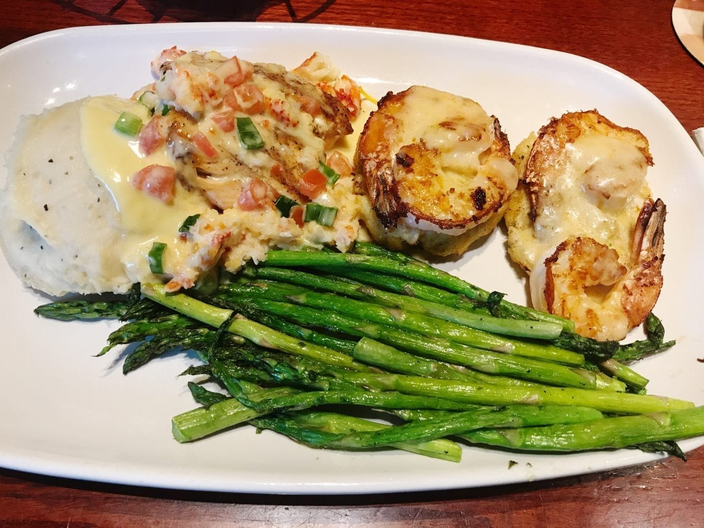 Red Lobster - Our Favorite Date Night Spot