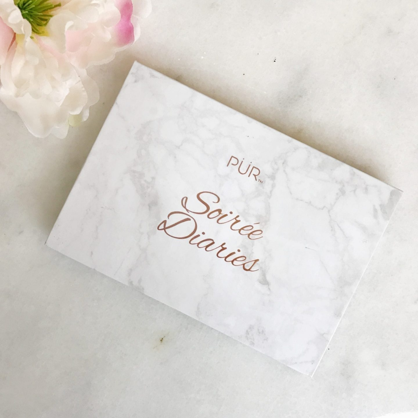 PUR Cosmetics - Soiree Diaries