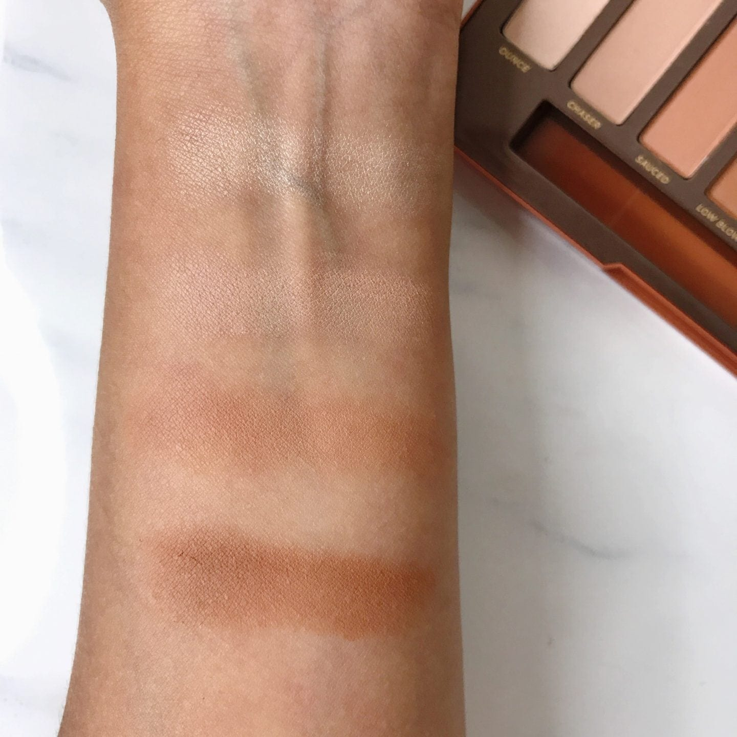Urban Decay Naked Heat Collection