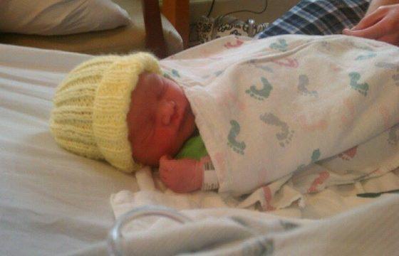 Landon's Birth Story at SSM Health St. Mary's