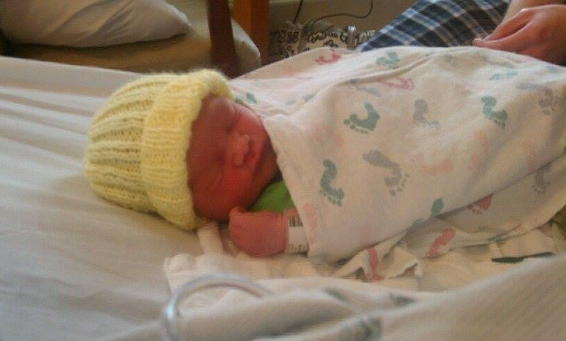 Landon's Birth Story at SSM Health St. Mary's