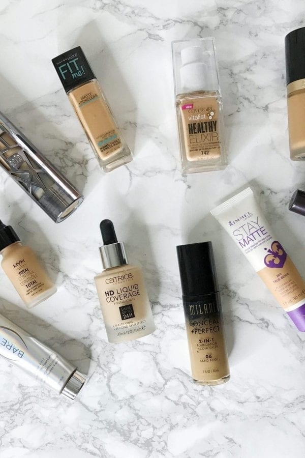 HOW TO: Select Foundations Based On Skin Type