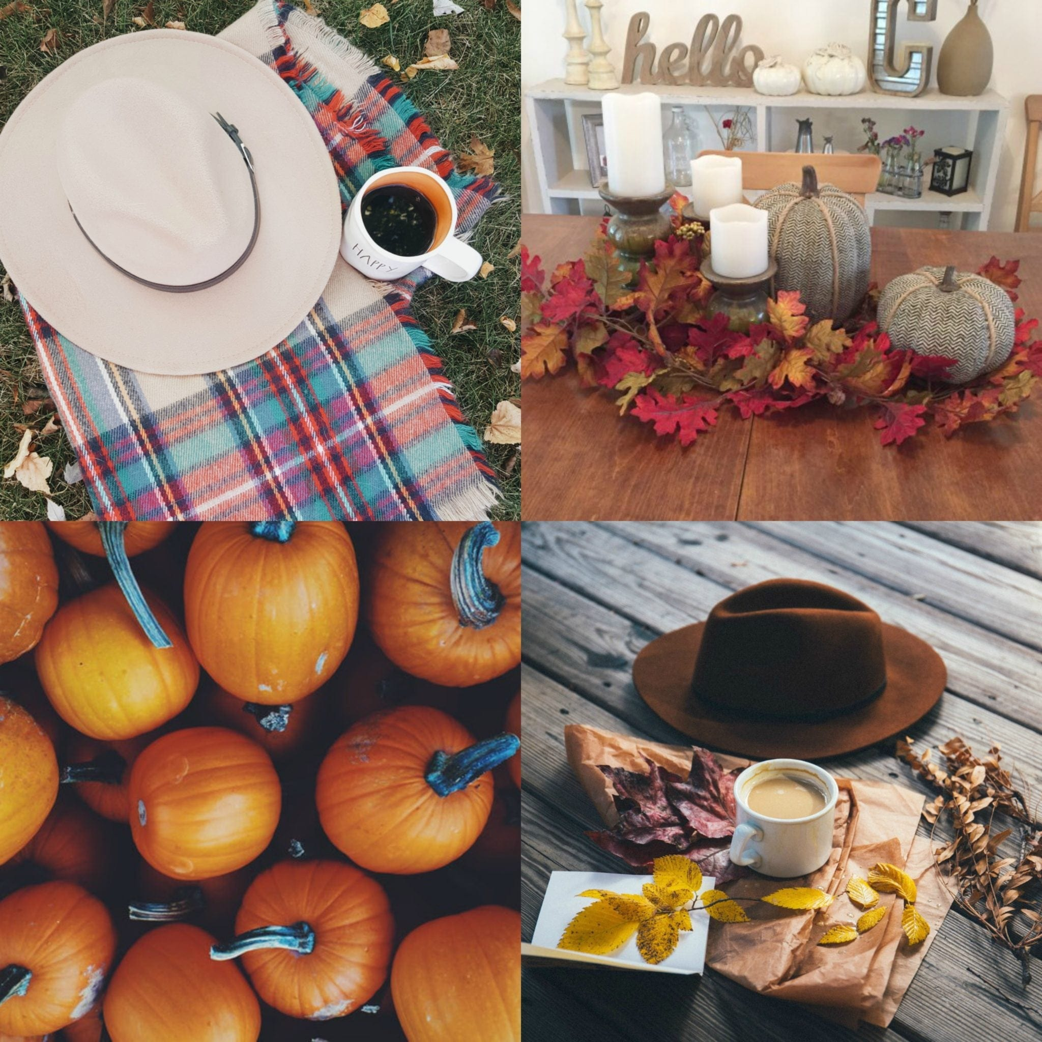 Fall Favorites Tag + Bucket List