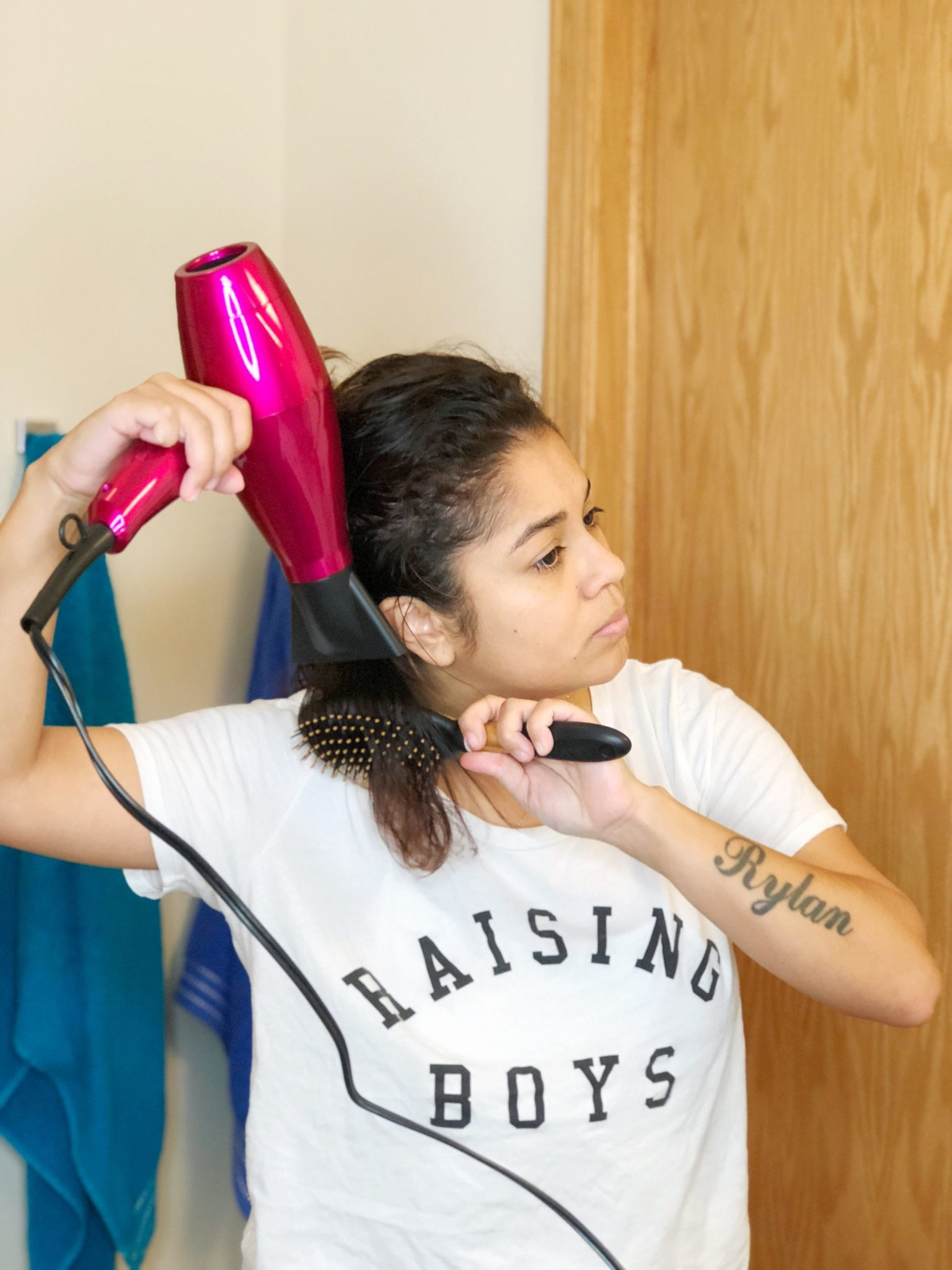 Go-To Hairstyle Using Conair