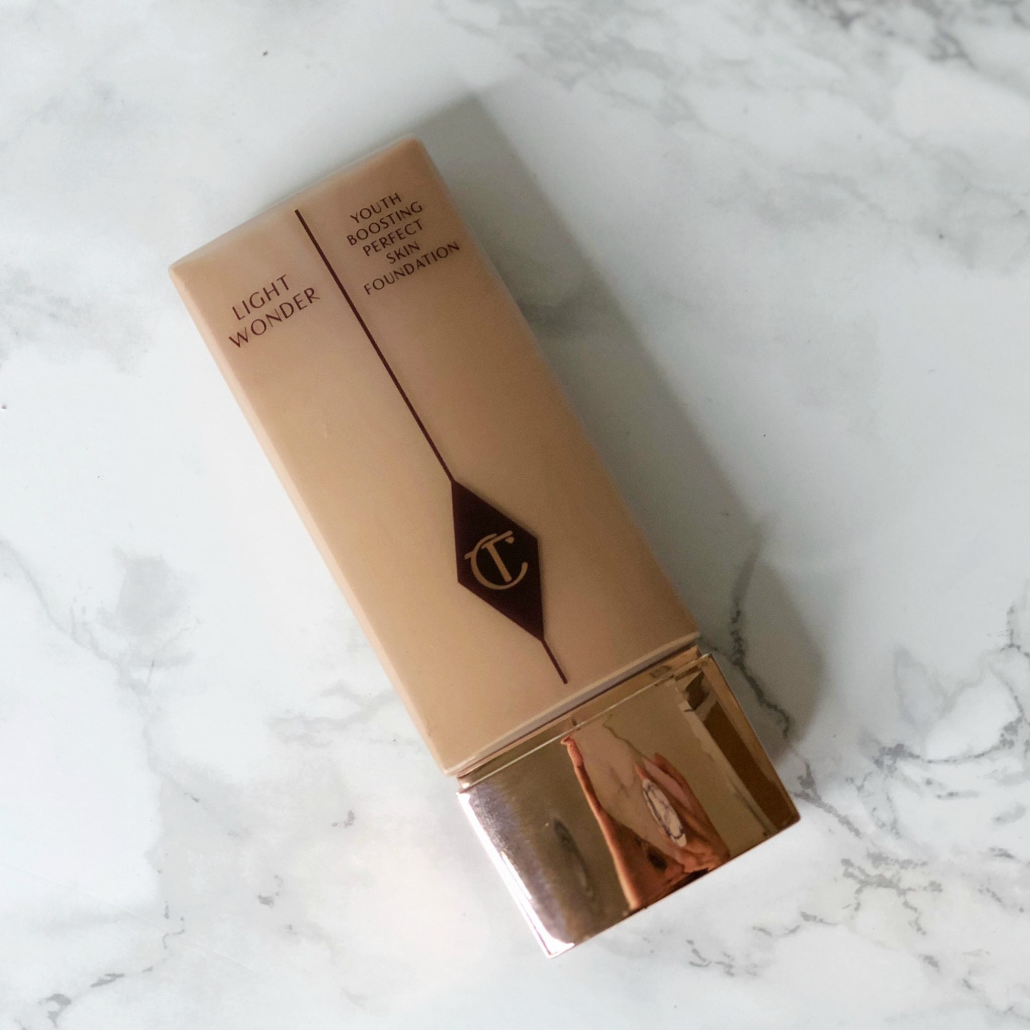 Charlotte Tilbury Foundations
