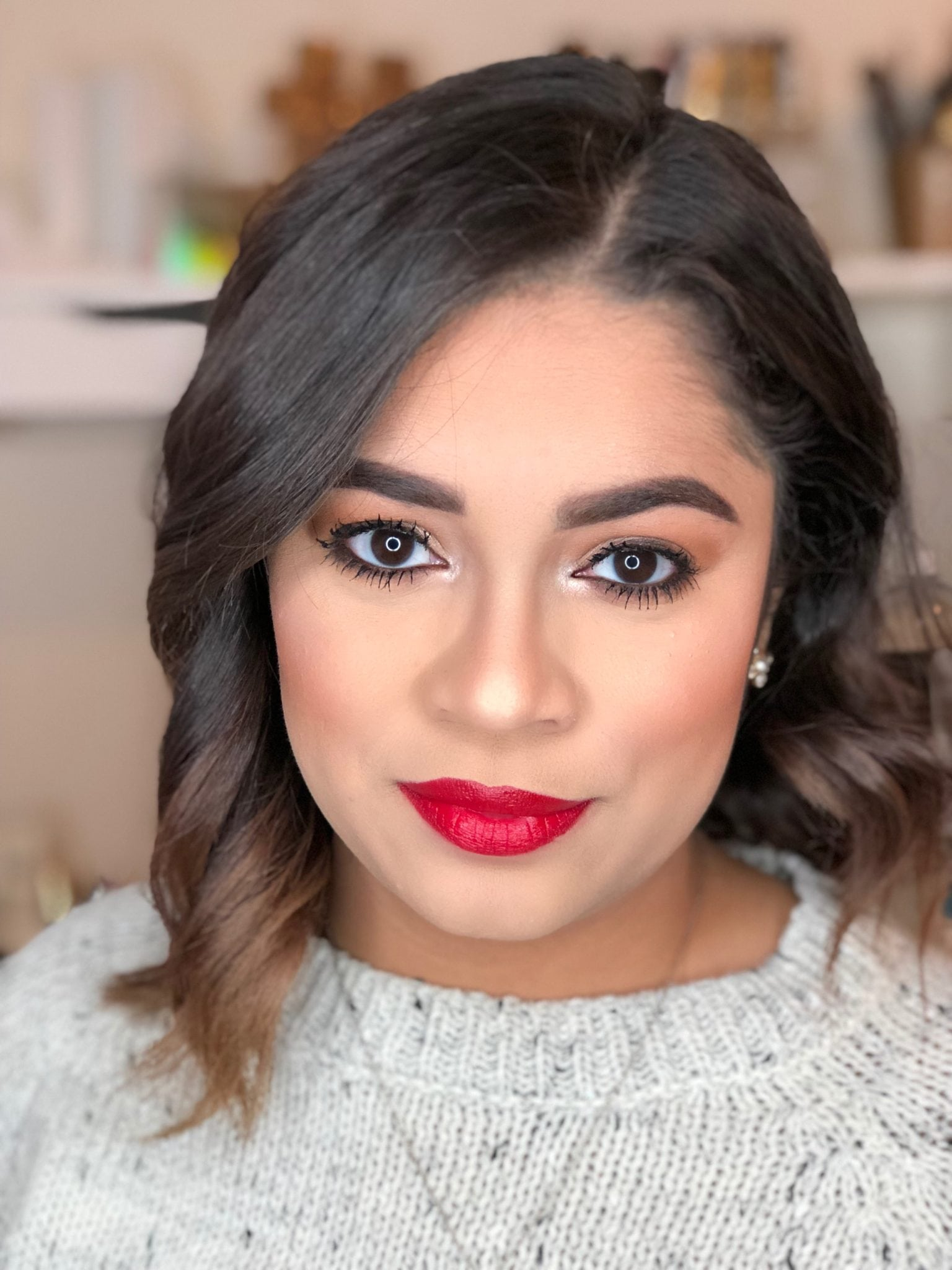 Holiday Beauty Perfect Pout For Thanksgiving Jasmine