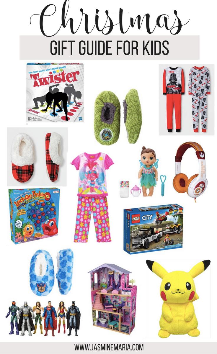 Christmas Gift Guide for Kids