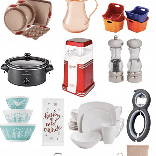 Christmas Gift Guide for NEW Home