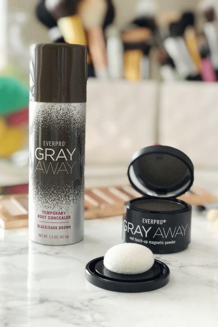 Bye Bye Gray Hairs