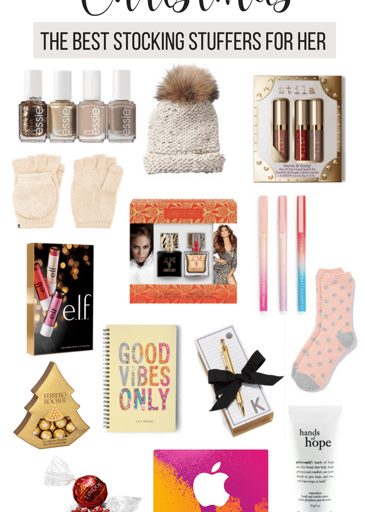 Christmas Stocking Stuffers for Her