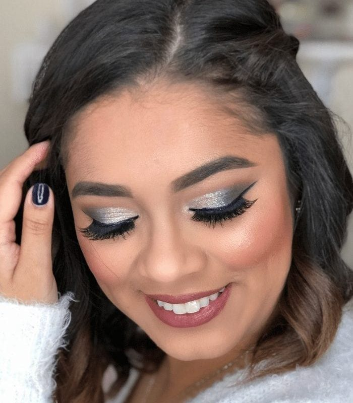 Holiday Beauty | Party Makeup with 2 Lip Options