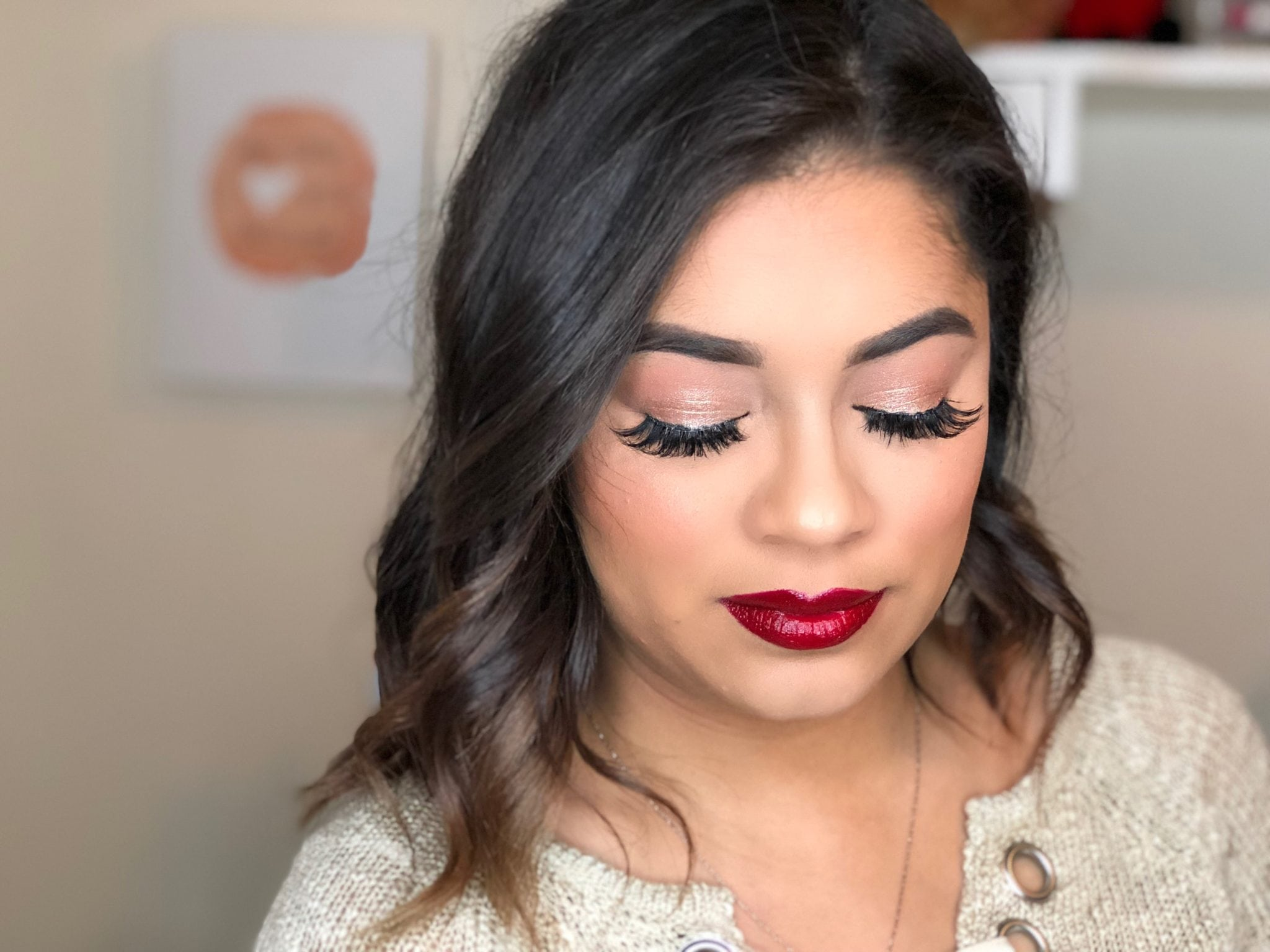 Holiday Beauty | Red for Christmas