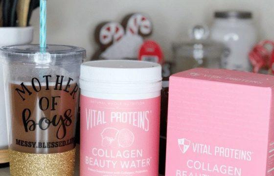 Winter Skincare Regimen with Collagen Beauty