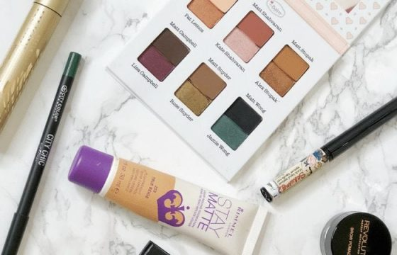 The Balm Cosmetics Meet Matt(e) Shmaker Review