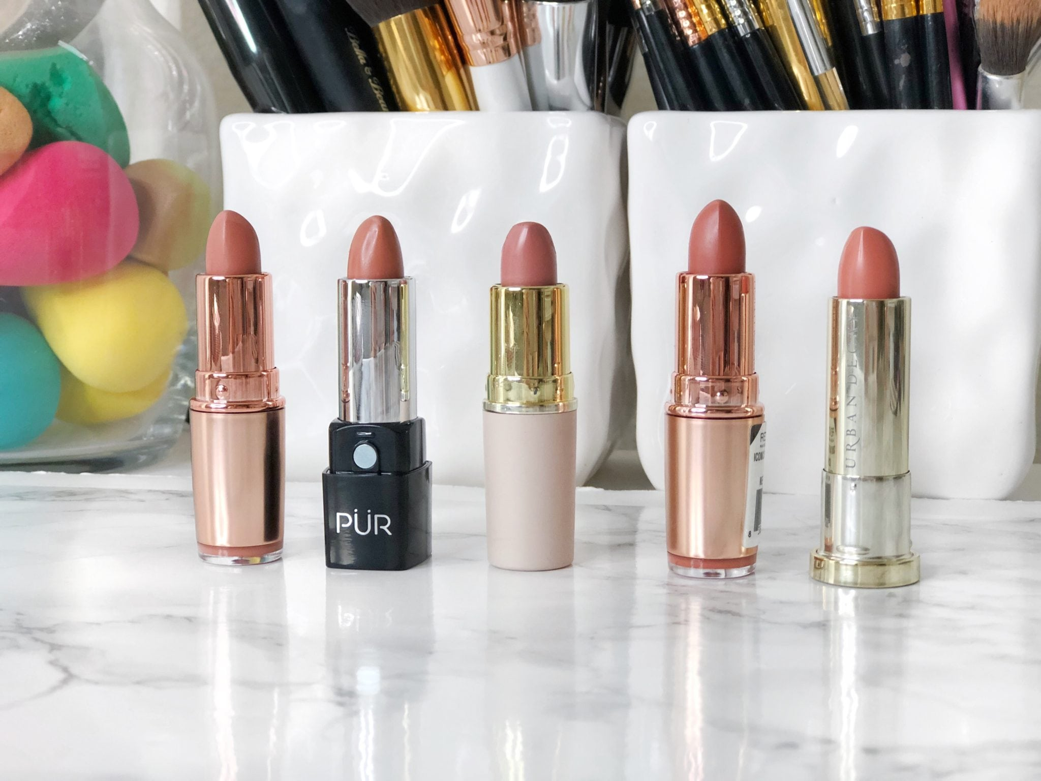 Best and Most Used Nude Lipsticks