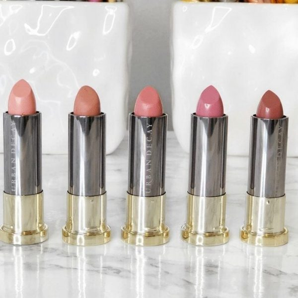 Urban Decay Vice Lipsticks: Nude Collection