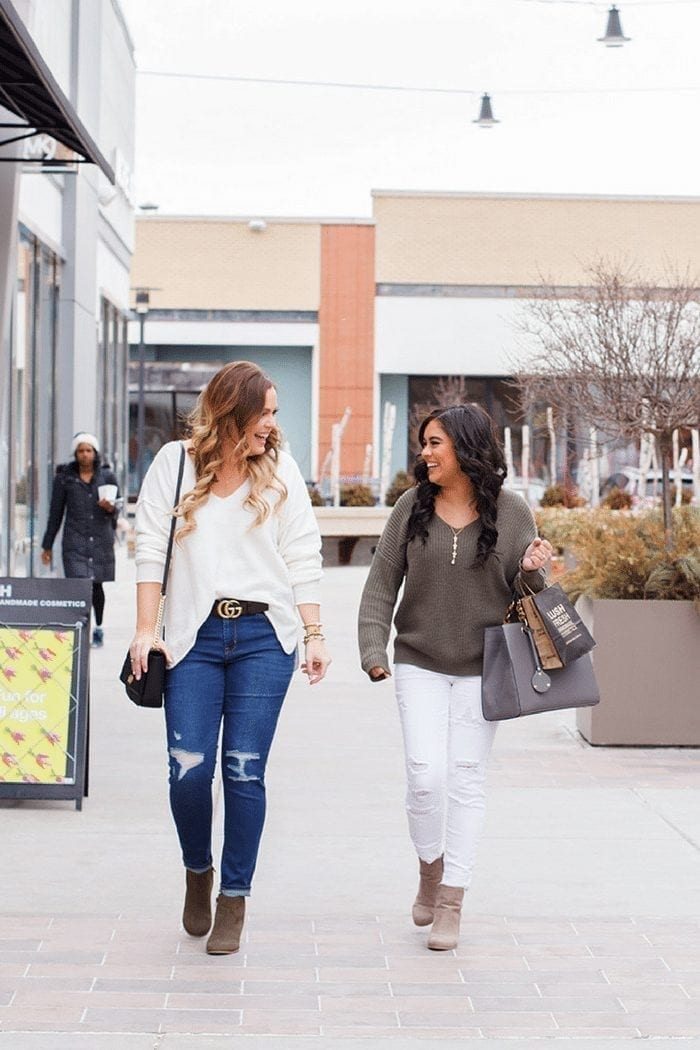 Girls Day at Hilldale Shopping Center