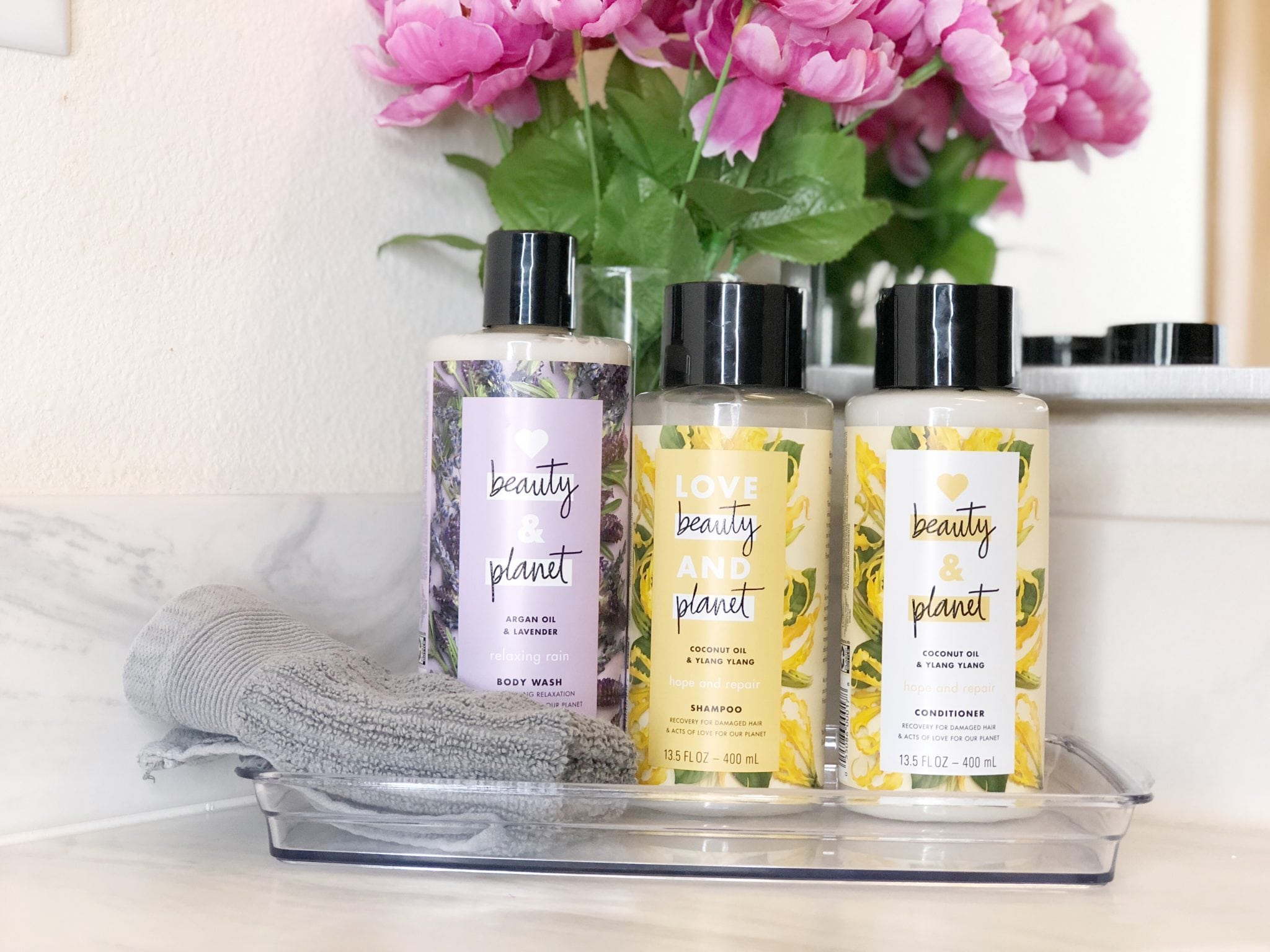 New Eco-Friendly Shower Products: Love Beauty and Planet