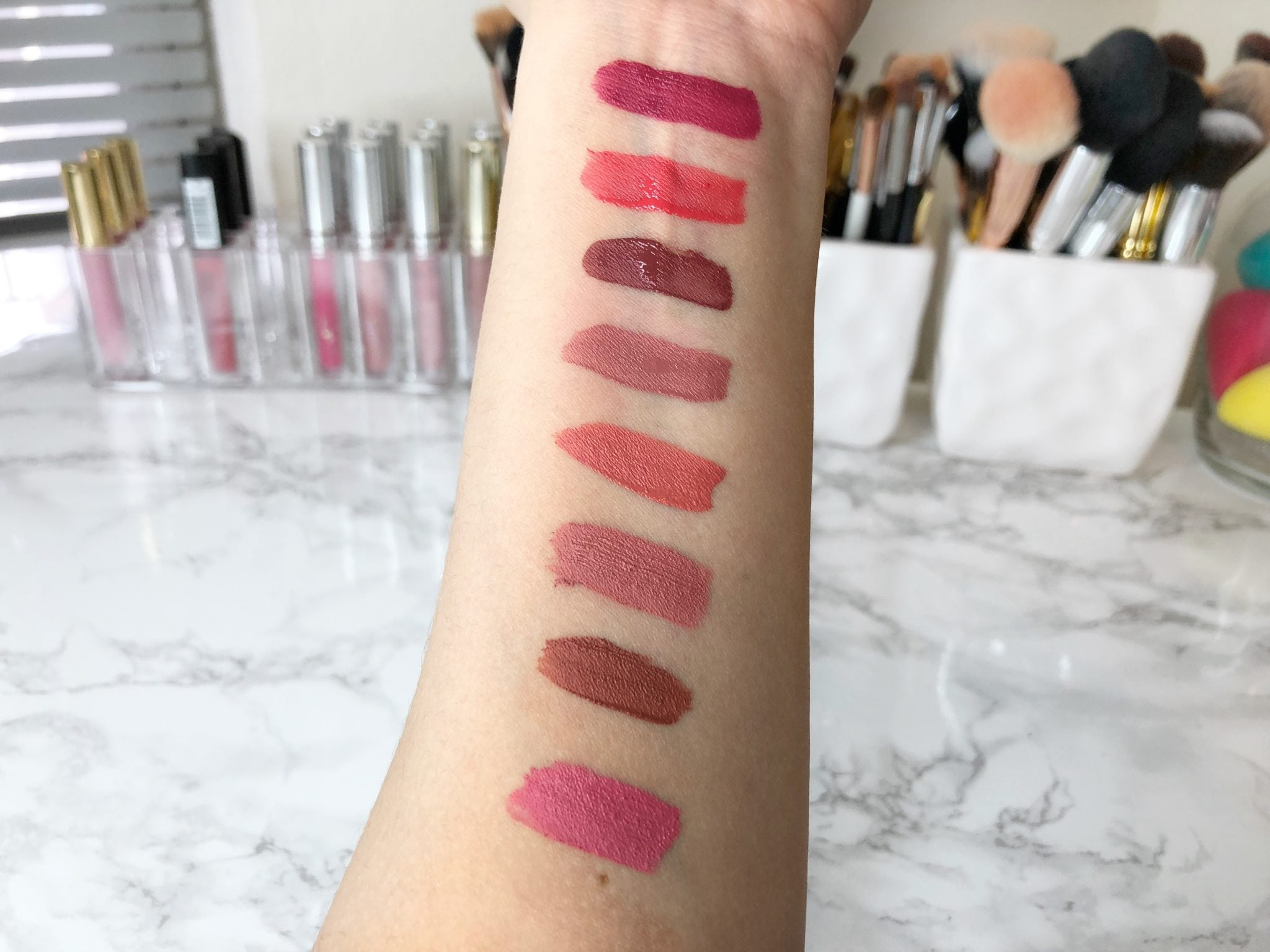 Top 16 Favorite Spring Lipsticks