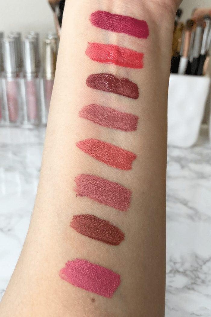 Top 16 Favorite Spring Lipsticks
