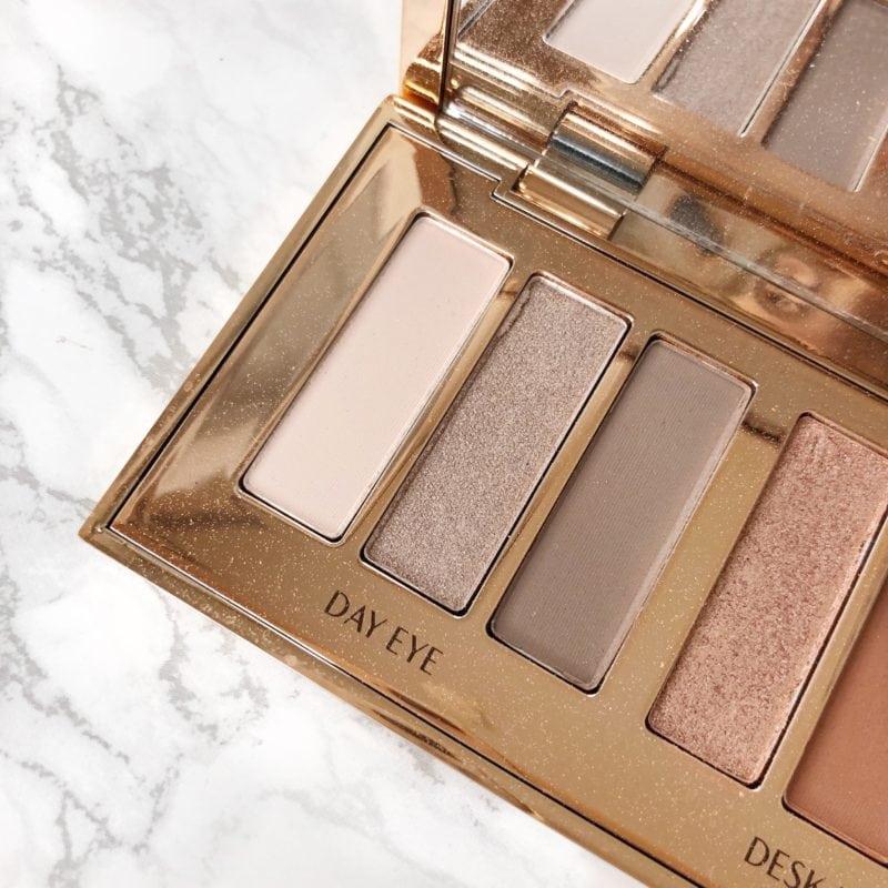 Charlotte Tilbury Instant Eye Palette Review + Looks
