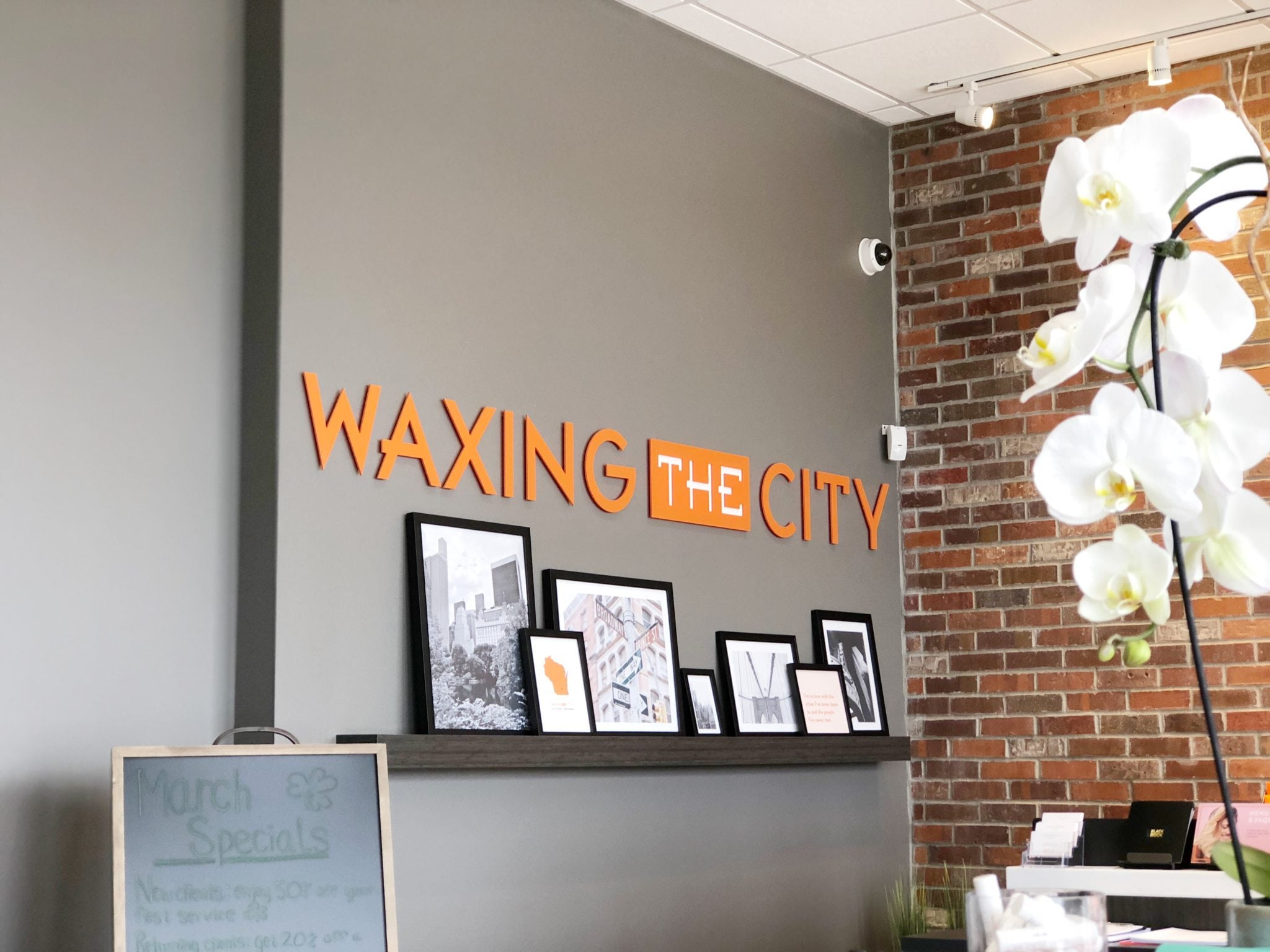 Prepping for Vacation with Waxing the City