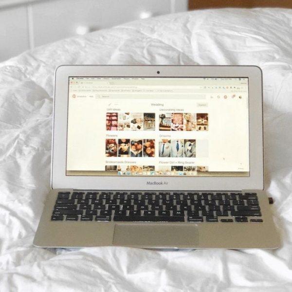 Utilizing Pinterest to Help You Plan Your Wedding