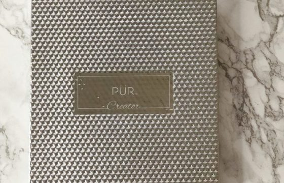 PUR Cosmetics Creator Eyeshadow & Face Palette Review + Makeup Look