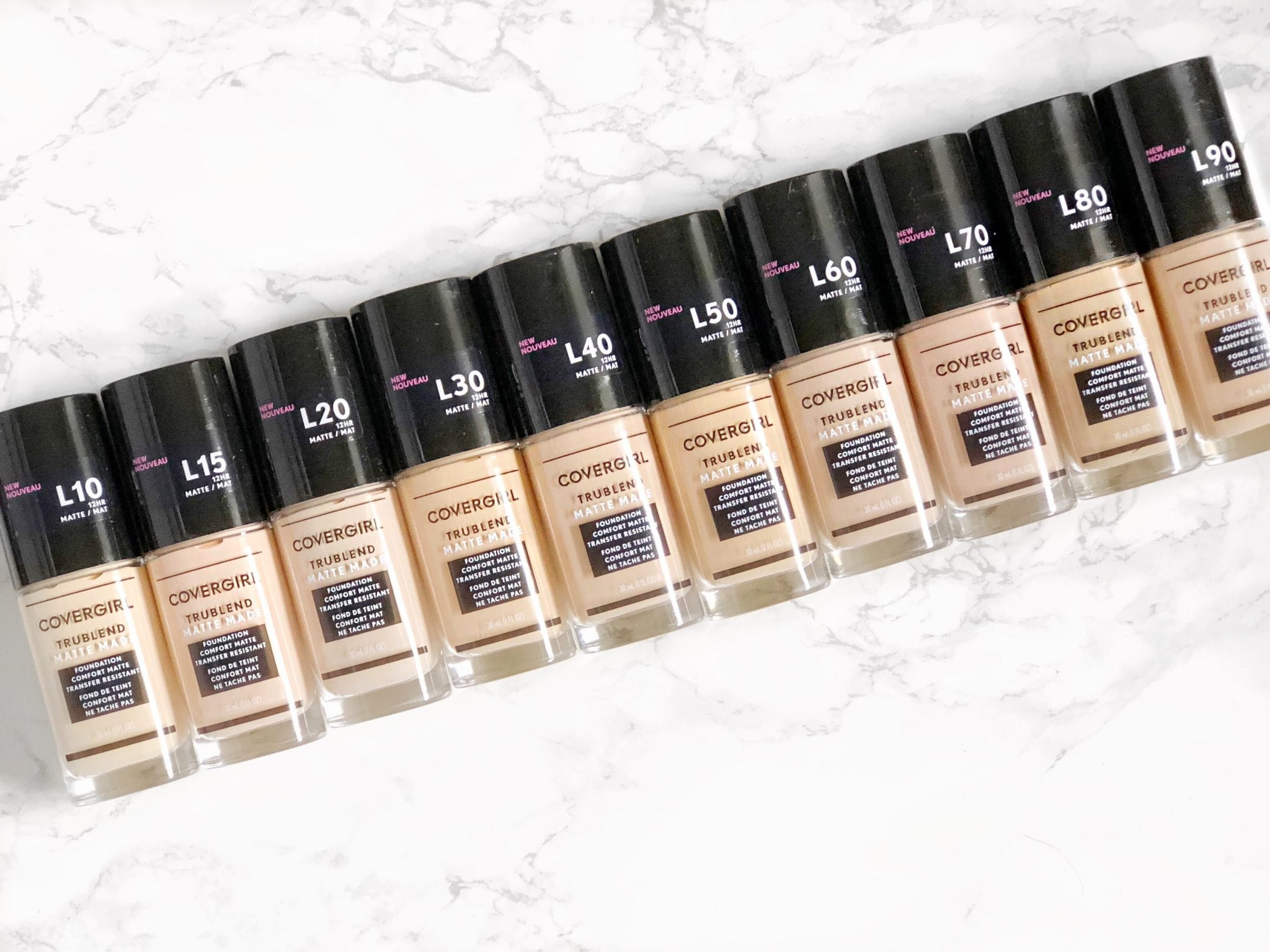 COVERGIRL TruBlend Matte Made Foundation - Jasmine Maria