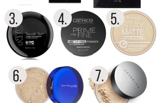 Ride or Die – Top 10 Face Powders