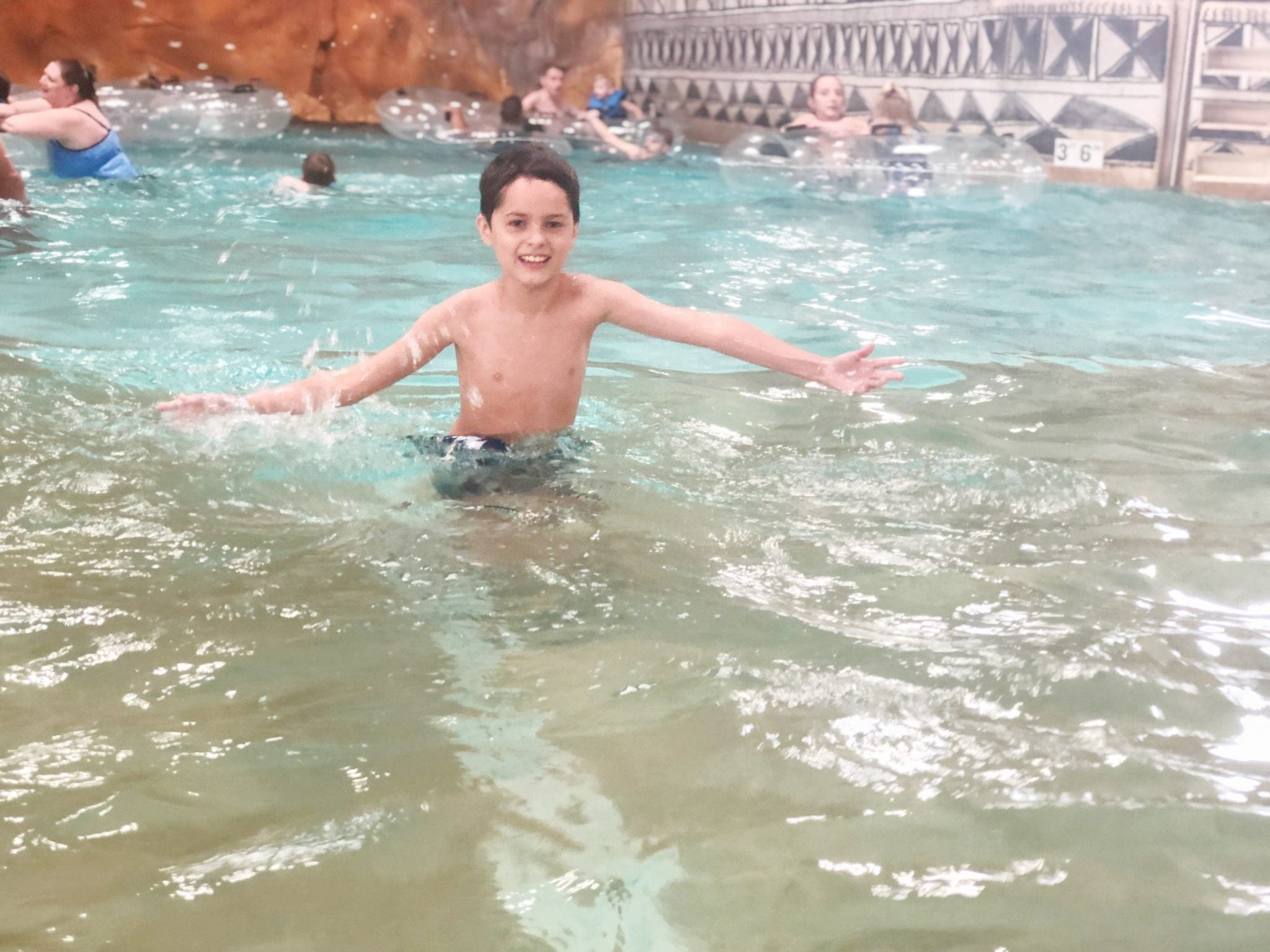 Family Getaway at Kalahari Resorts in Wisconsin Dells