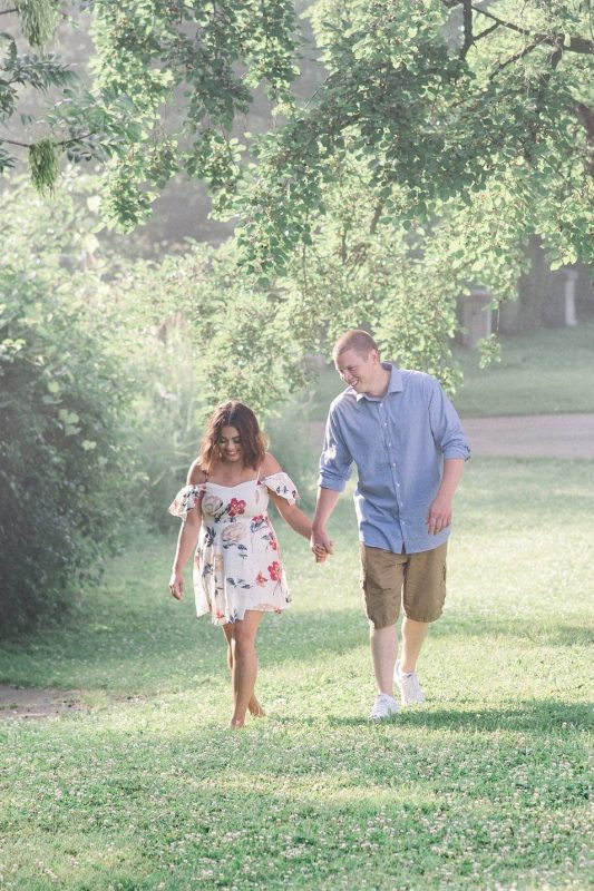 Our Summer Engagement Photos
