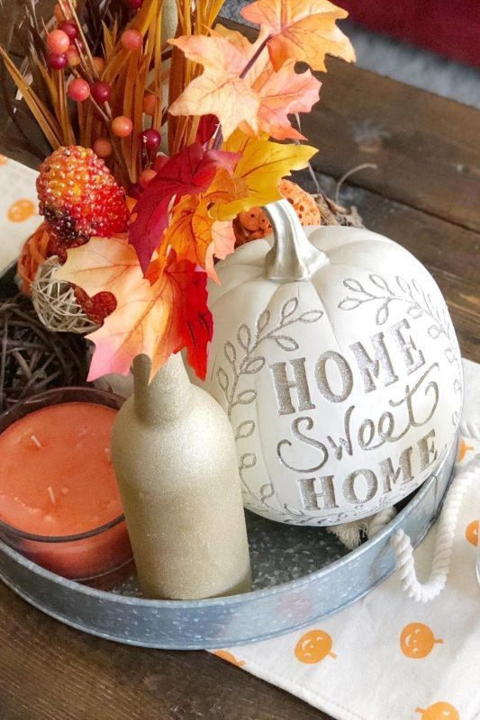 Affordable Home Decor for Fall