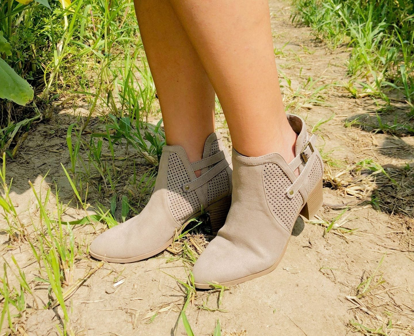 Hello Fall Booties Under $40