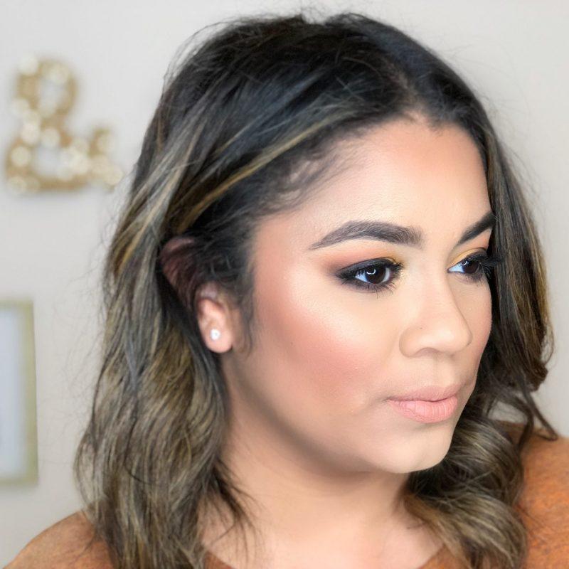 Beauty Mix – Yellow Makeup Look