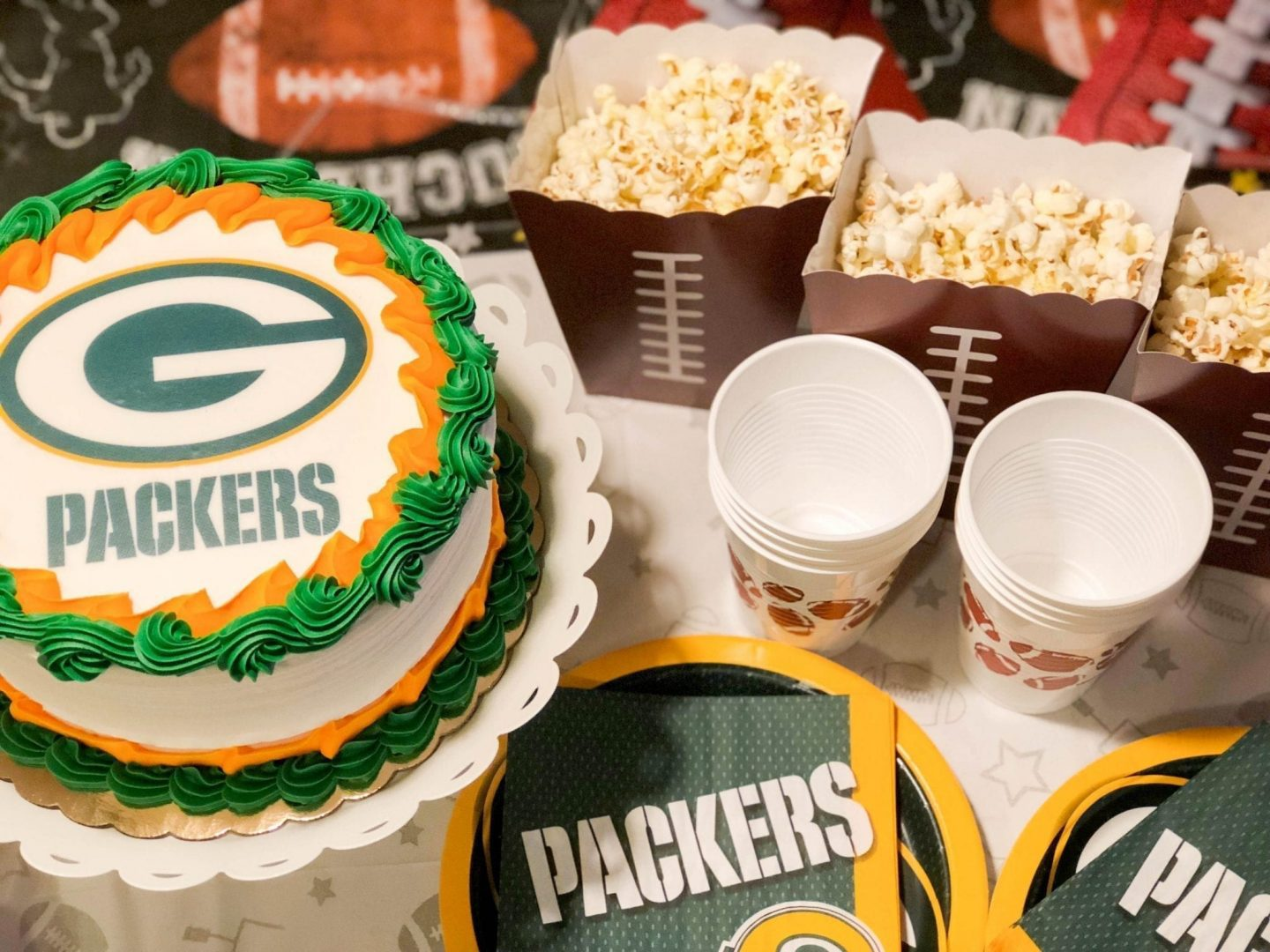 How To Host an NFL Kickoff Party