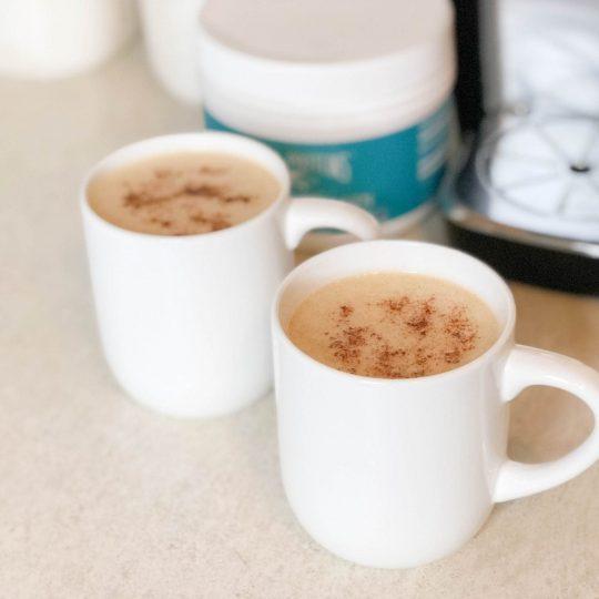 Coconut Cinnamon Coffee Creamer