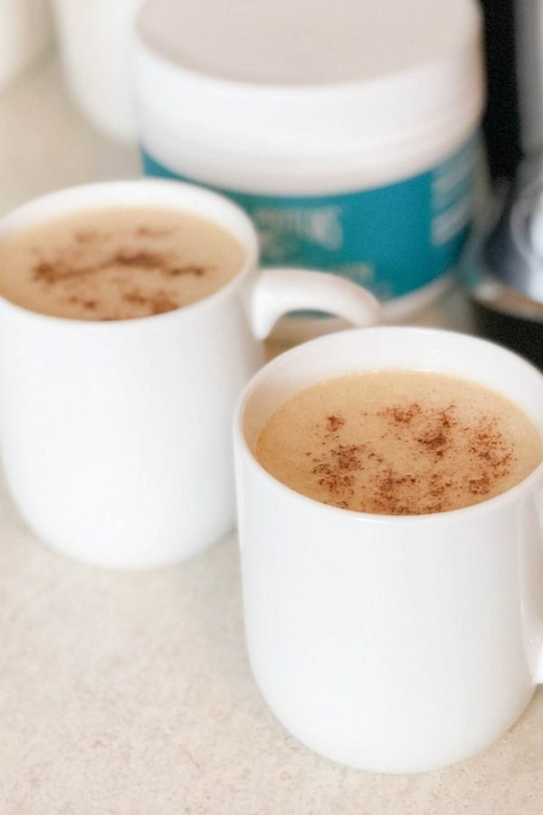 Coconut Cinnamon Coffee Creamer